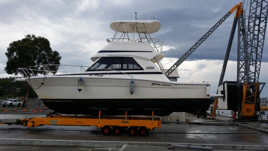 Rivera 36 foot Flybridge