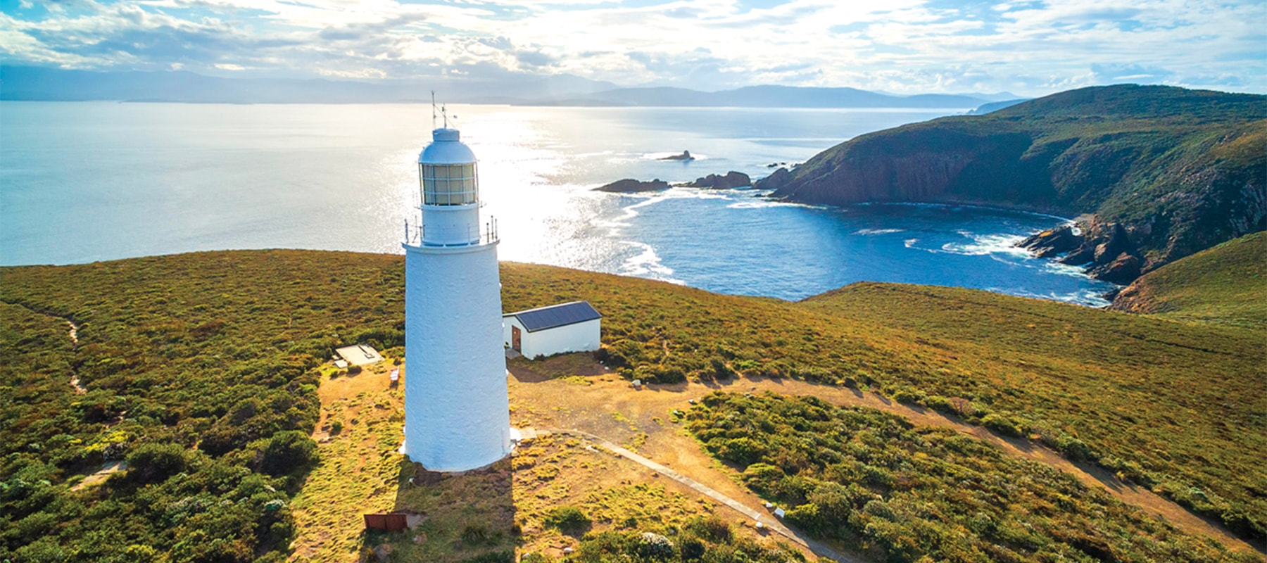 Bruny Island - Image Credit Yachting Australia - Alamy / Piter Lenk