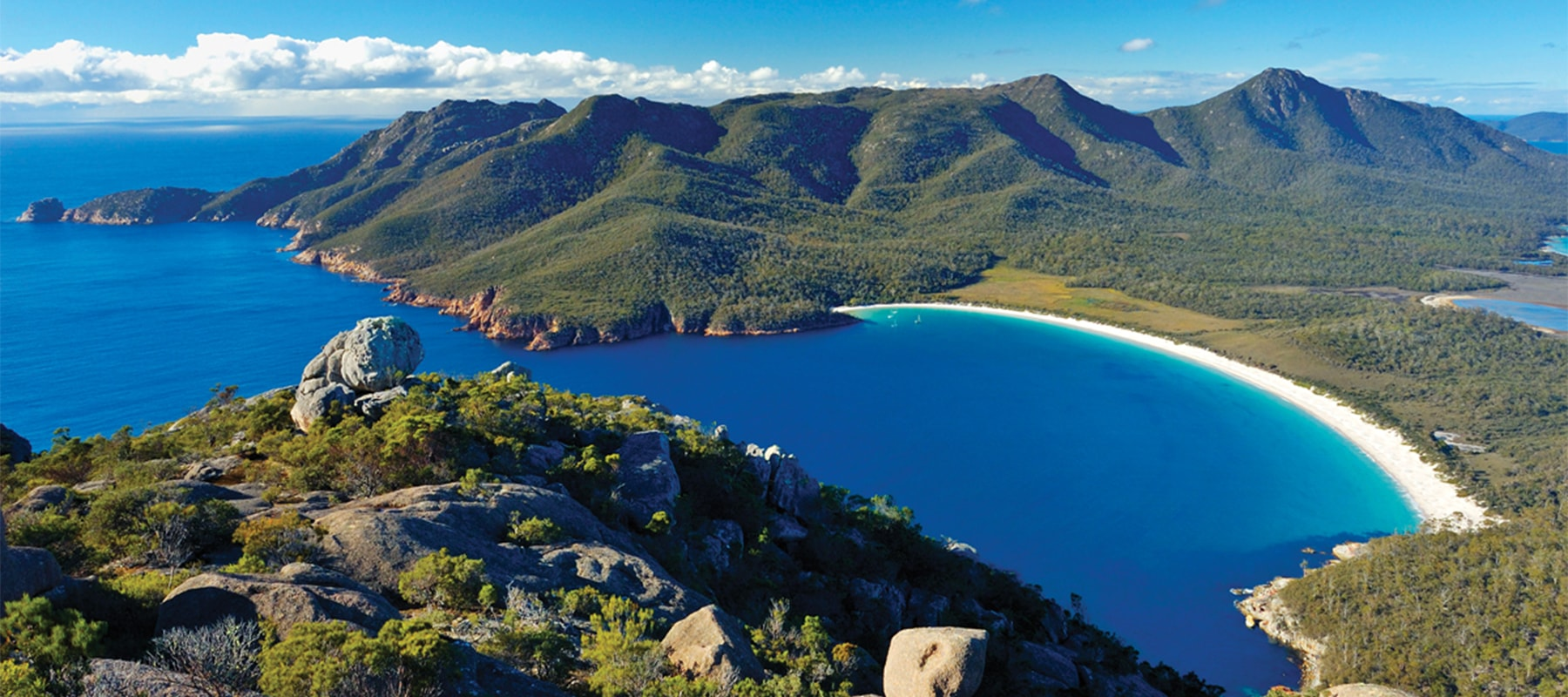 Cruising Tasmania - Image Credit Alamy / Alistair Scott