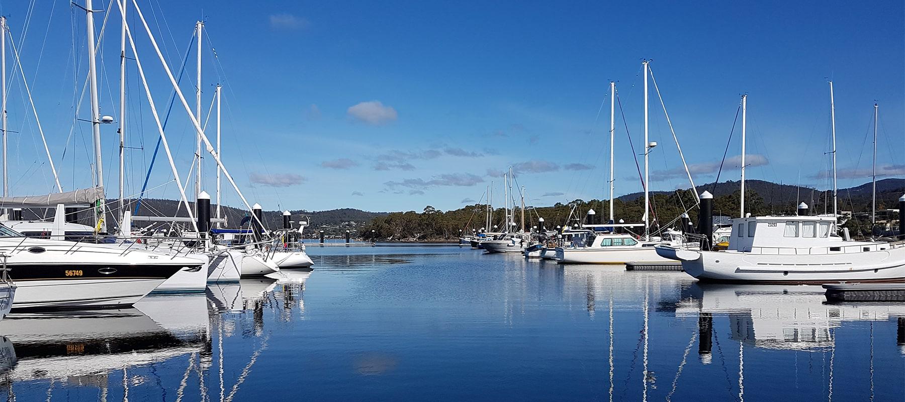 Margate Marina Hobart Berths