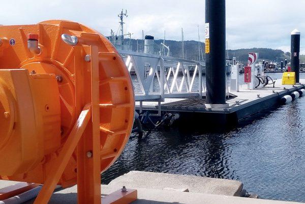 Margate Marina Pump Out Facility